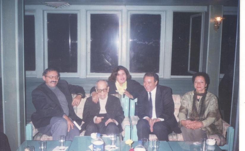 شهادة الدكتورة عفاف عبد المعطي عن أعمال عمر فضلالله